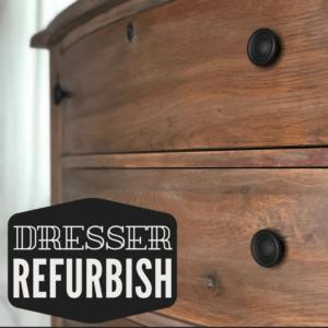Dresser refurbish